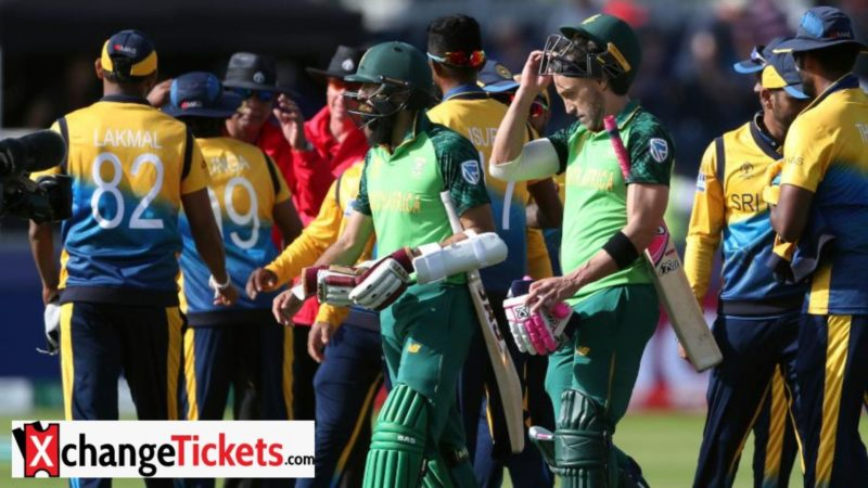 South Africa killed Sri Lanka's Cricket World Cup 2019 expectations