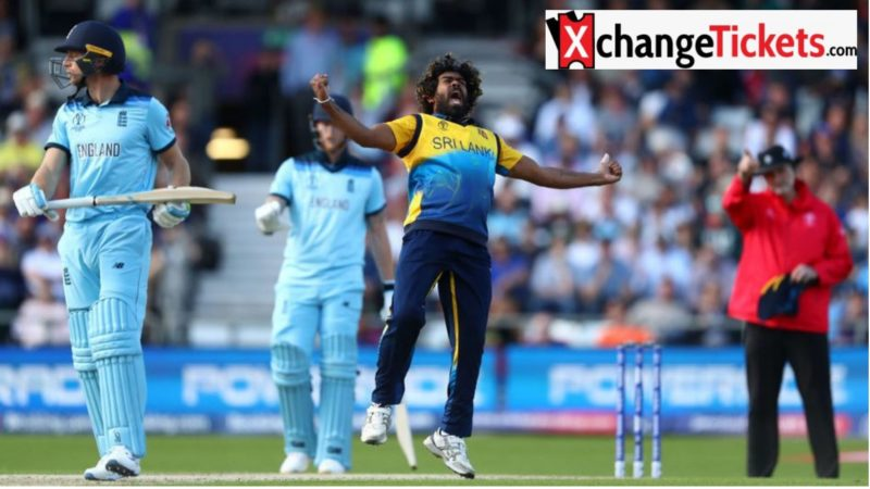 Sri Lanka beat England by 20 runs in ICC CWC 2019