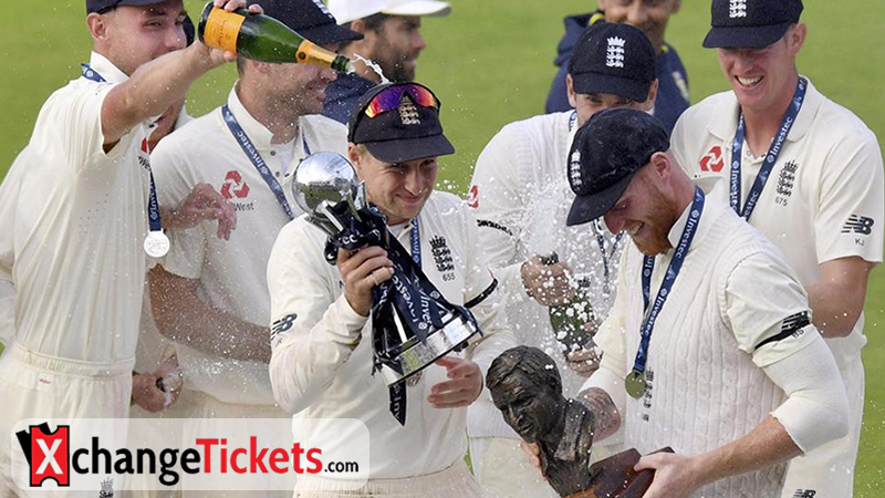 England win test series against South Africa in 2017