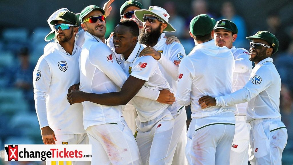 England cricket series with South Africa in 2019–20
