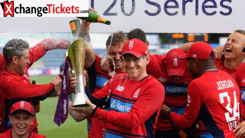 England Schedule for T20 Matches against South Africa