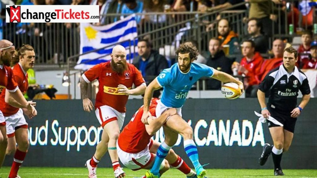 URUGUAY is on the way for RUGBY WORLD CUP 2019