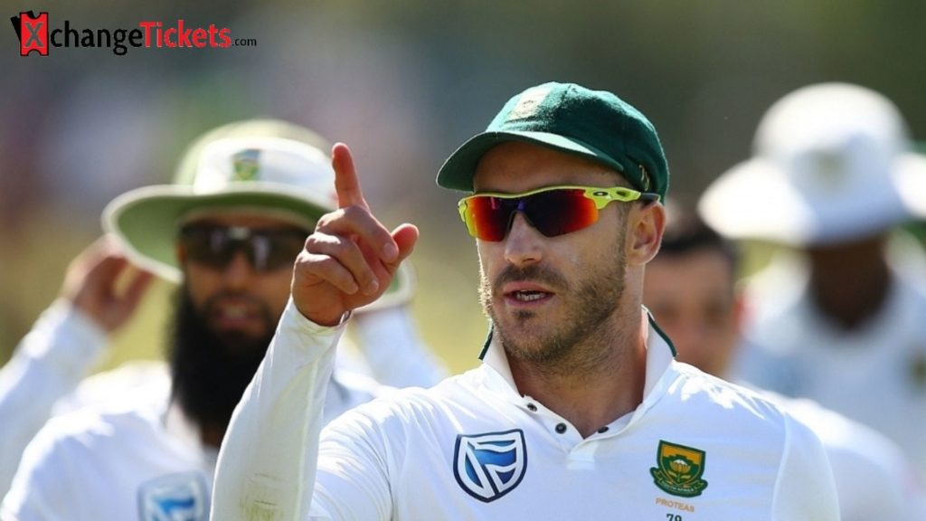 England collapses as Faf du Plessis can pulls strings for South Africa in upcoming series of 2019-20