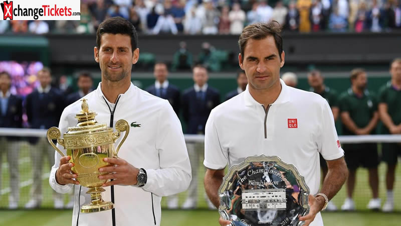 Roger Vs Rafael Cape Town Tickets Federer Nadal Cape Town Tickets