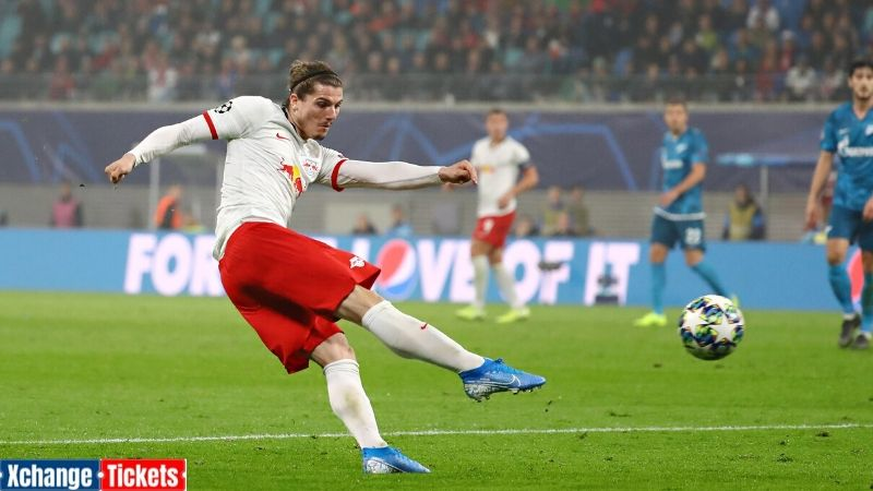 Tottenham Hotspur Was Ready To Intensify Its Interest In Rb Leipzig Captain Marcel Sabitzer