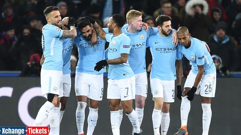 Man City can't play in Champions League while their cases were heard