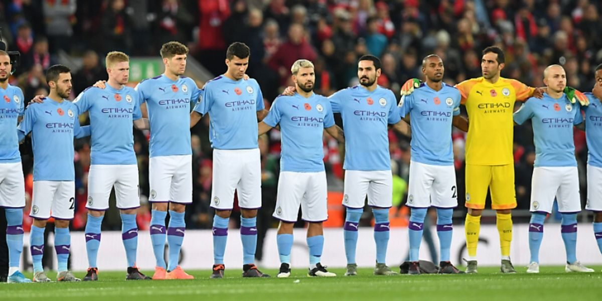 Man City will be banned from Europe for two years