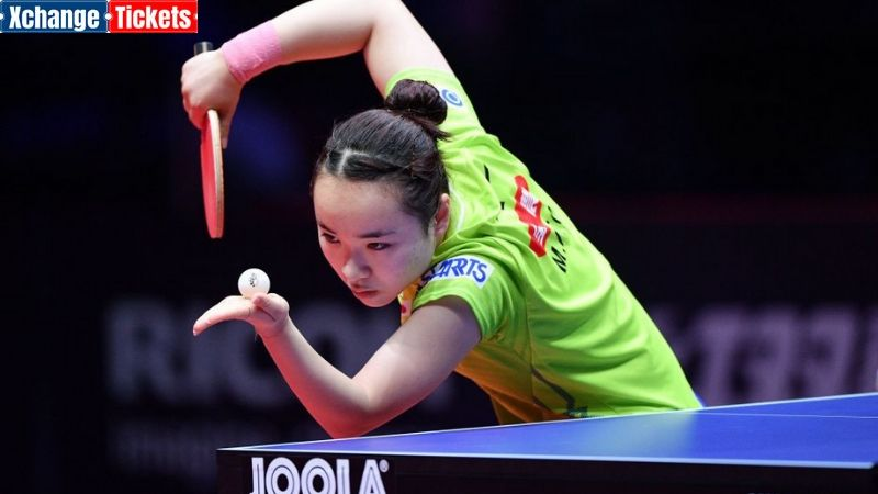 Olympic Tickets | Olympic Table Tennis Tickets