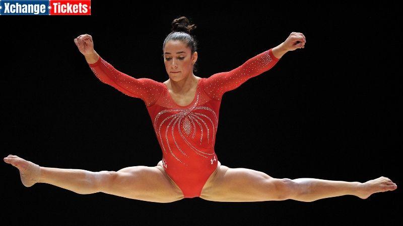 Olympic Tickets | Olympic Gymnastics Tickets