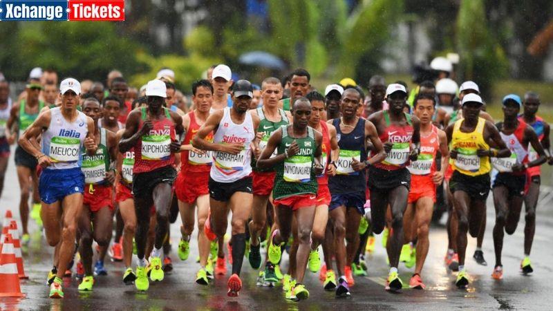 Olympic Tickets | Olympic Athletics Marathon Tickets