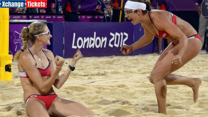 Olympic Tickets | Olympic Beach Volleyball Tickets