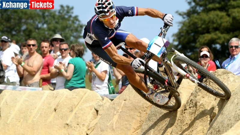 Olympic Tickets | Olympic Mountain Bike Ticket