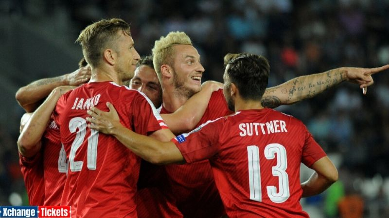 Austria will face Netherland, Ukraine, and playoff Winner D or A in group C