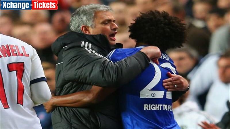 Jose Mourinho's verdict on Willian after Chelsea star opens door to Tottenham transfer