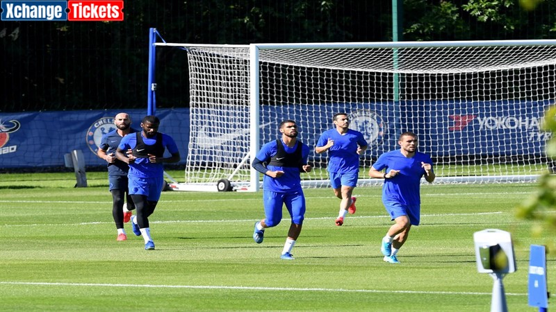 Frank Lampard head coach of Chelsea has his secret weapon to fire Chelsea to Champions League place