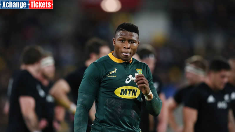 There is no rugby for the Springboks as South Africa maintains the ban