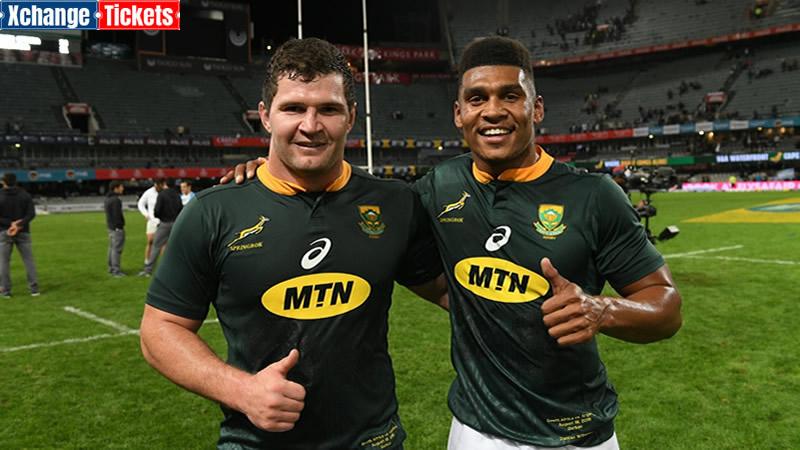 Men should talk about gender violence Springboks Willemse says