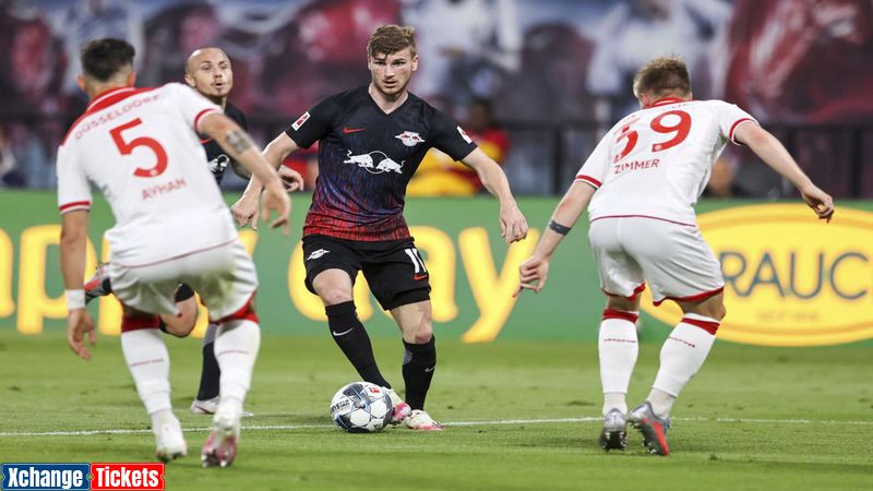 Champions League Final - May Timo Werner play for Chelsea
