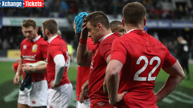 SA Rugby decided to host the British and Irish Lions in 2021