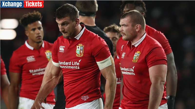 British & Irish Lions 2021 tour of South Africa set to go ahead as scheduled