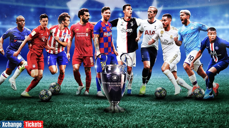 UEFA Champions League single-match draws starting on 8 August