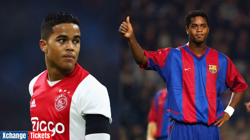 Patrick and Justin Kluivert