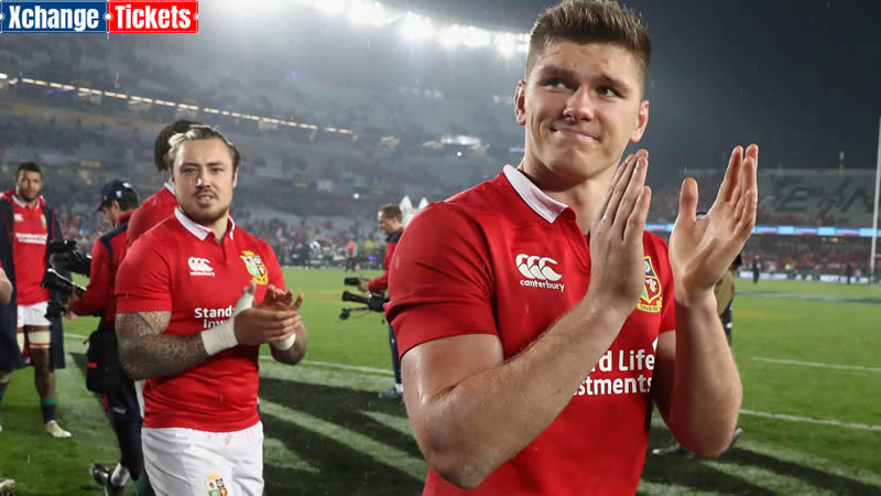British and Irish lions make rugby's biggest tour after World Cup - Roux