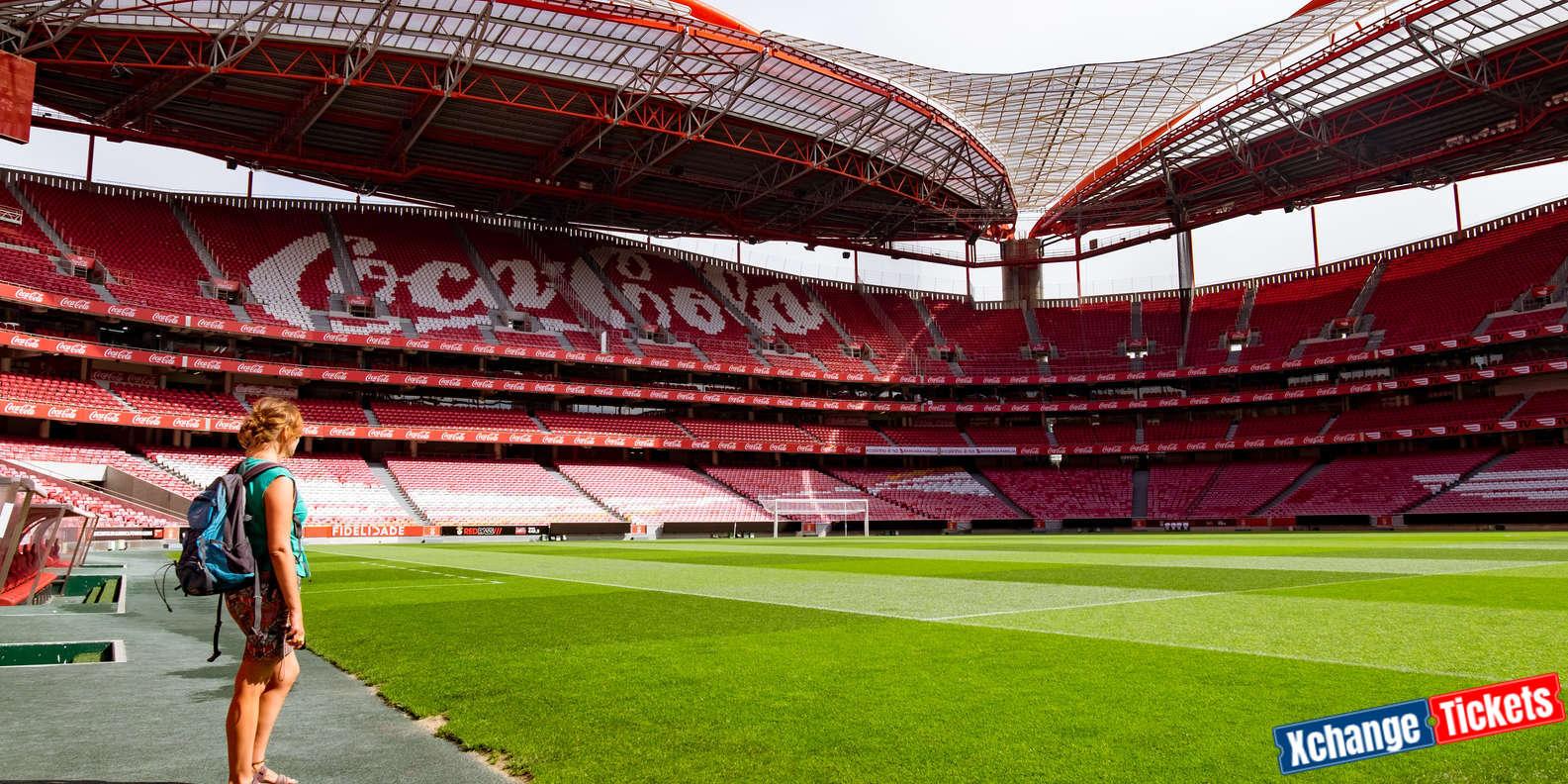 Lisbon's Estadio da Luz