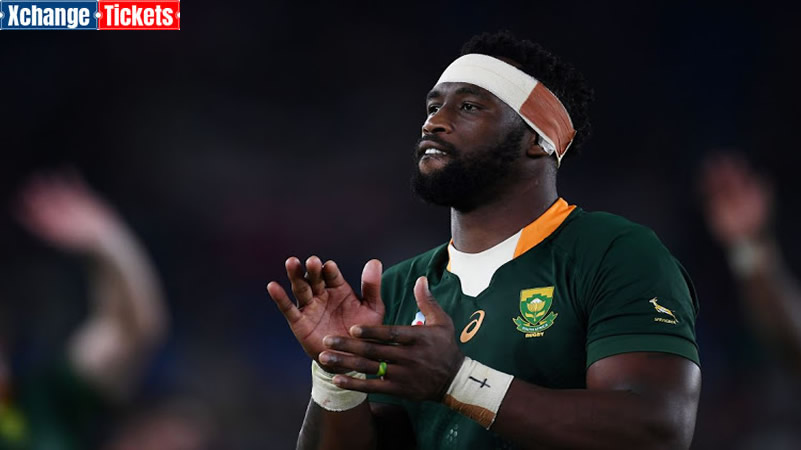 Springboks coach Nienaber can't wait to back on the park