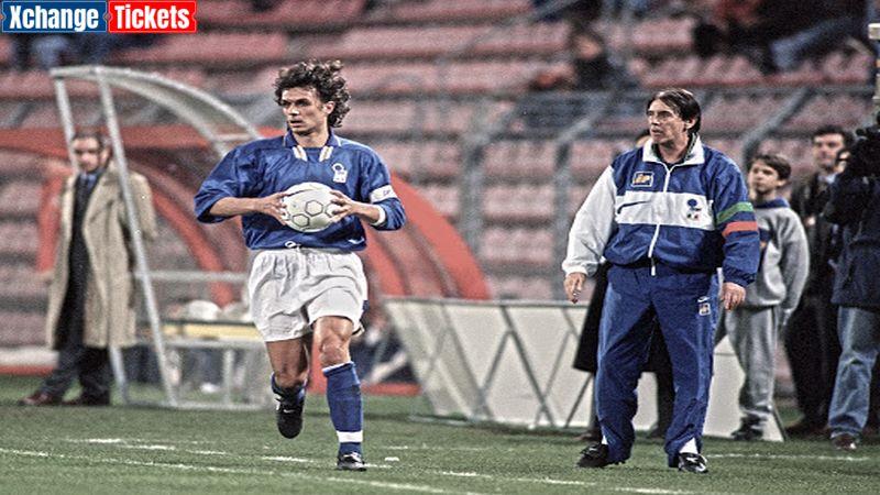 Cesare and Paolo Maldini