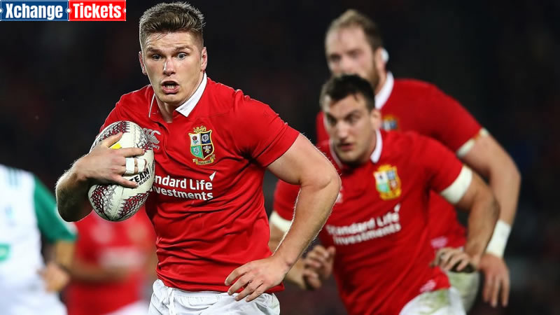 Fifty Digital chose to activate Lions tour on social and digital media