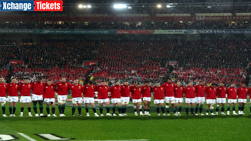 Irish Lions tour of SA to go ahead as originally scheduled - report