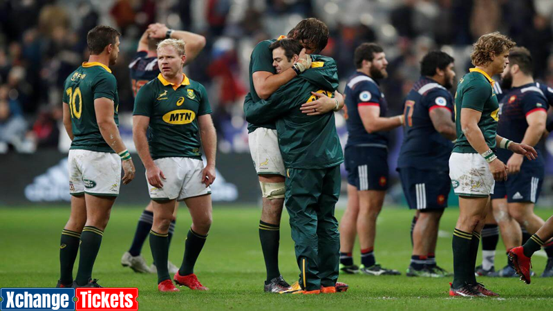 Francois Louw: English will have a point to prove in Lions tour
