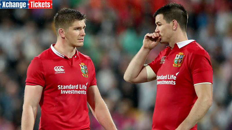 NIENABER: GATLAND AND LIONS WILL BE HARD TO STOP