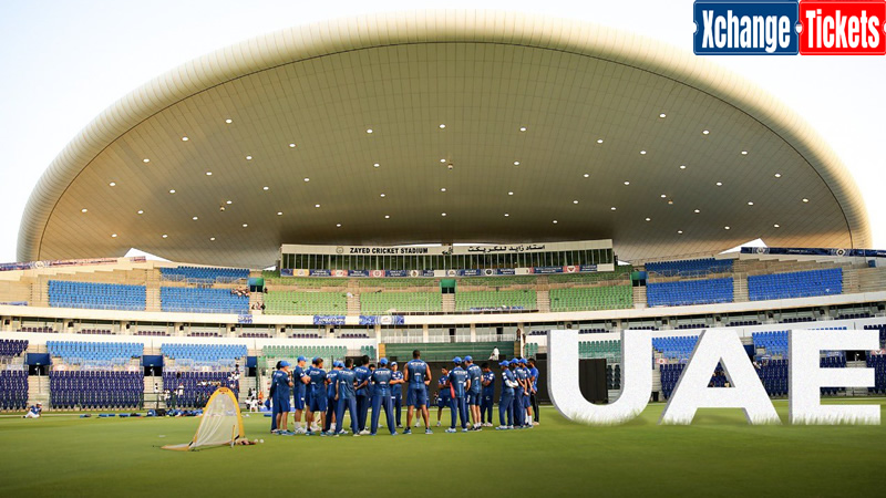 Ipl Uae tickets: Defending champions Mumbai Indians land in Abu Dhabi