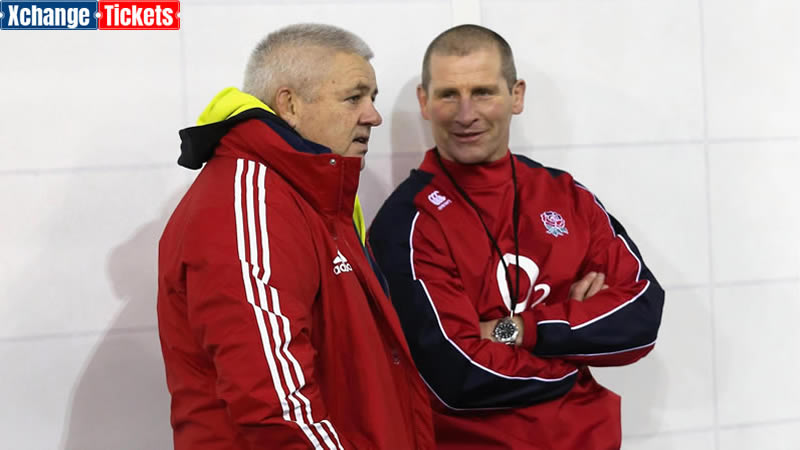 British and Irish Lions Tour: Gatland in the talks with Lancaster