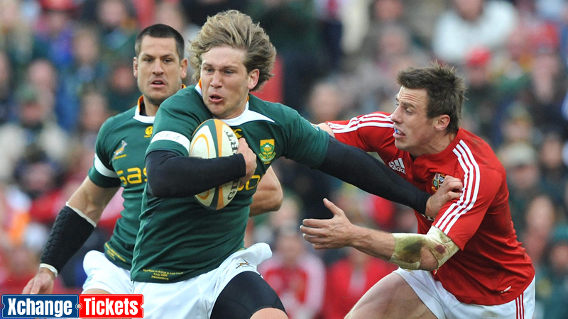 Bowe expects incredible Lions series