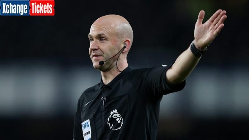 UEFA Super Cup Tickets - Anthony Taylor to referee the battle