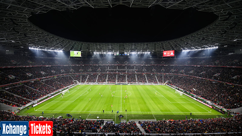 UEFA Super Cup tickets on sale for the fans