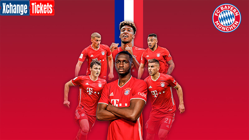 UEFA Super Cup Tickets : Coman on Bayern's chances of victory