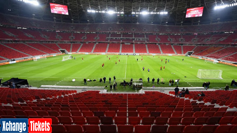 UEFA Super Cup tickets | Bayern vs Sevilla Tickets on sale for the fans