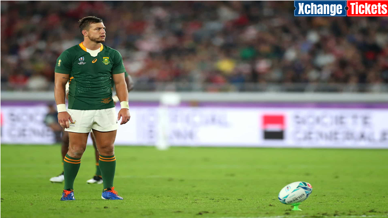 Handre Pollard: South Africa fly-half a doubt for British & Irish Lions tour due to ACL injury
