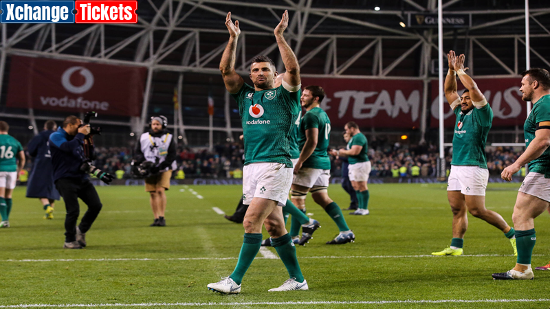 KEARNEY LIVED THE DREAM AS HE CALLS TIME ON LEINSTER AND IRELAND CAREER