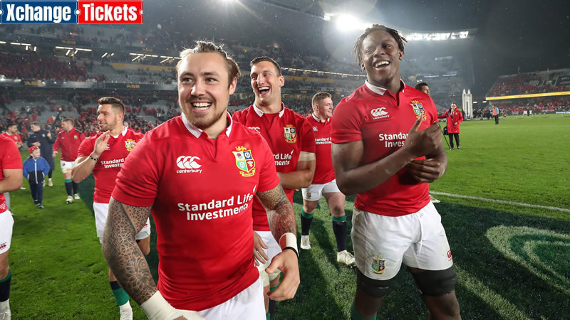 LIONS WATCH: ITOJE LEADS FROM FRONT & NOWELL WEAVES HIS MAGIC