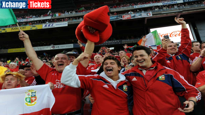 Government to make the British & Irish Lions tour a protected event