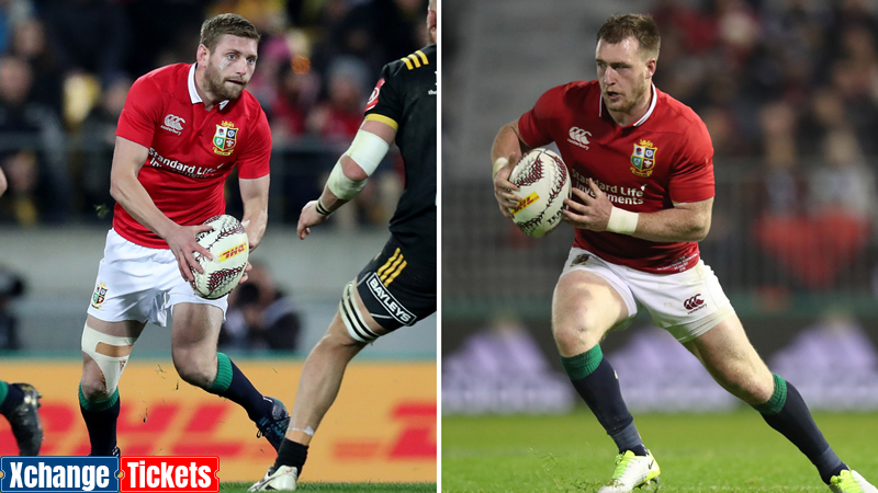 British Irish Lions Tour: Hogg and Russell go head-to-head for European glory
