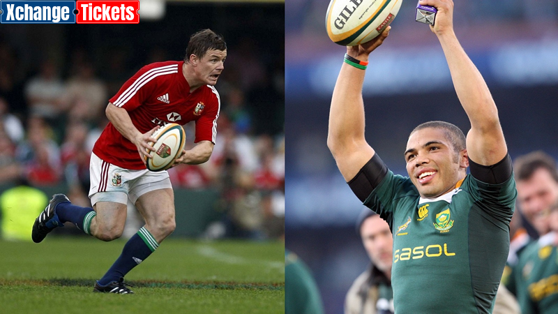 British Irish lions tour: Habana reflects on 2009 Lions series