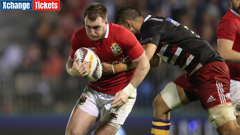 British Irish Lions Tour: Hogg stars for chiefs as Roberts rolls back the years