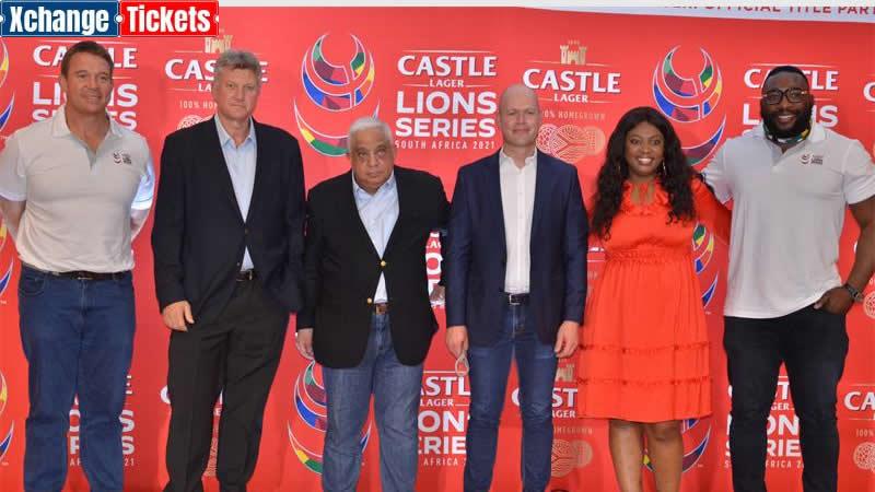 British Lions lock horns with Springboks