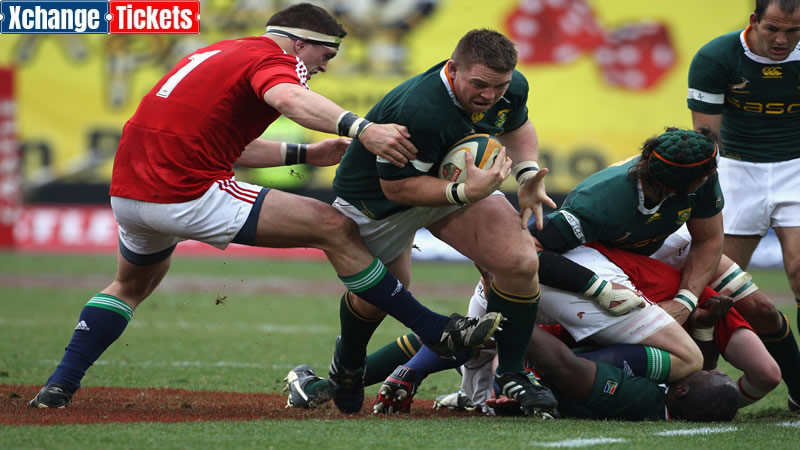 The Louw predicts lions tour will be an incredible show